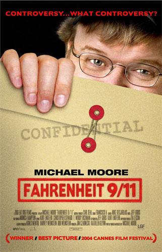 فیلم مستند فارنهایت 9-11,  Farenheit 9/11 / مایکل مور / دوبله فارسی