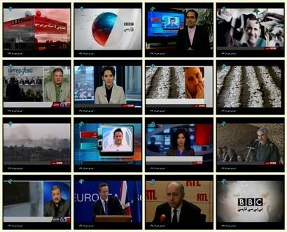 فیلم مستند بی بی سی در شام / بازتاب تحولات سوریه در رسانه بی بی سی