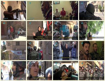 فیلم مستند انقلاب بدون مرز / تحولات سوریه