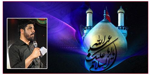 ramzani 91 مراسم مجتبی رمضانی در ماه مبارک رمضان 91