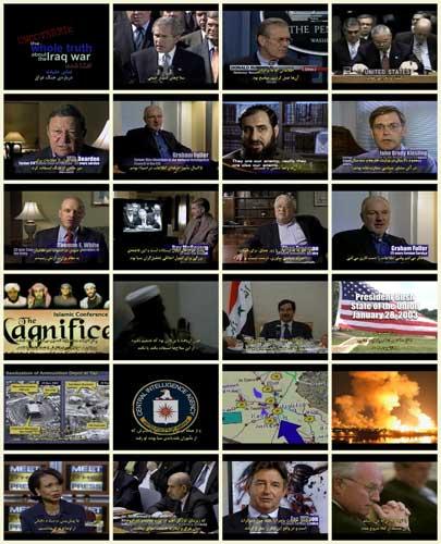 فیلم مستند افشا شده تمامی حقیقت درباره جنگ عراق / UnCovered The Whole Truth About The Iraq War Documentary / زیرنویس فارسی
