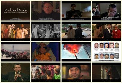 فیلم مستند چرخاندن حلقه فیلم عرب های بد / Reel Bad Arabs Documentary / زیرنویس فارسی