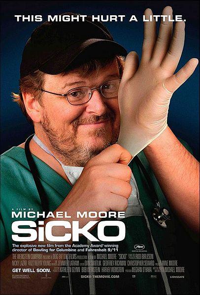 فیلم مستند سیکو / Sicko Documentary / مایکل مور / دوبله فارسی
