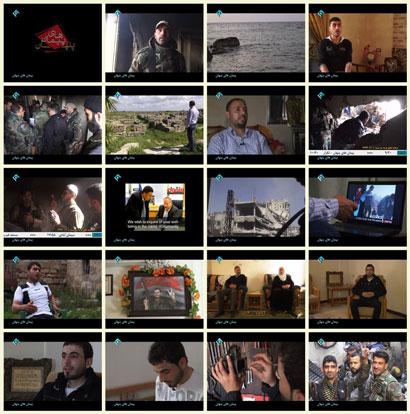 فیلم مستند پیمان های پنهان / جنبش دفاع مردمی سوریه
