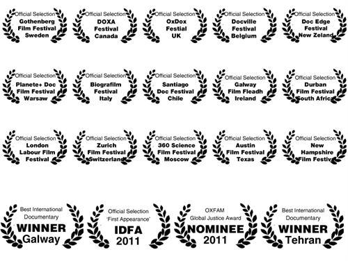 مستند چهار سوارکار دارندهی بیش از بیست عنوان و جایزه بین اللملی    از سوئد، کانادا، انگلیس، بلژیک، نیوزیلند، ایتالیا، روسیه، شیلی، ایرلند، آفریقای جنوبی، آلمان و ایران