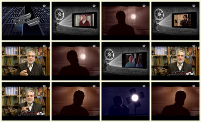 فیلم مستند پرتگاه / تأثیر سریال های ماهواره ای بر خانواده