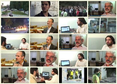 فیلم مستند سه روز اول / وقایع دانشگاه شیراز در سه روز اول بعد از انتخابات 88