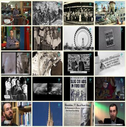 فیلم مستند ارباب سرگرمی / تاریخچه شهربازی ها