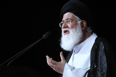 alamolhoda 9311  انتقاد شدید آیت الله علم الهدی از وزیر ارشاد دولت تدبیر و امید
