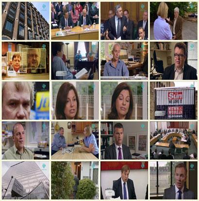 فیلم مستند خبرهای بد / Bad News Documentary / رسوایی رسانه ای در انگلستان / دوبله فارسی