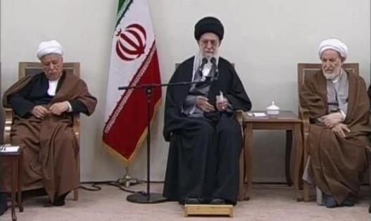 Imam Khamenei Didar Khobregan 931 سخنرانی امام خامنه ای در جمع اعضای مجلس خبرگان رهبری