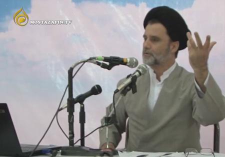 همه باید بدانند، هسته ای رفت، تحریم ماند، جنگ در پیش است / فیلم سخنرانی حجت الاسلام دکتر سید محمود نبویان / 24 خرداد 94
