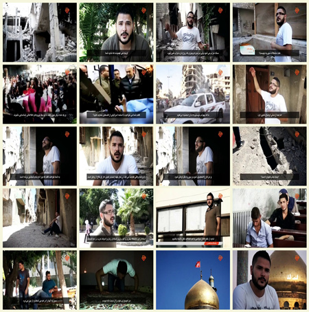 فیلم مستند یوسف / روایت اغتشاشات و جنگ سوریه