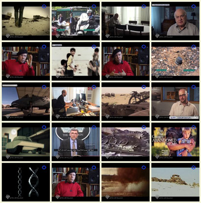 فیلم مستند تولد در زمین سوخته / اثرات منفی استفاده از تسلیحات حاوی اورانیوم ضعیفشده / قسمت ششم