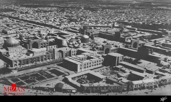 مشهد در سالهای نخستین دههی 1320 + فیلم