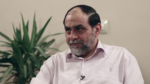 فیلم برنامه بدون توقف / گفتگوی فعالان رسانهای با حسن رحیمپور ازغدی / کیفیت عالی / قسمت چهاردهم