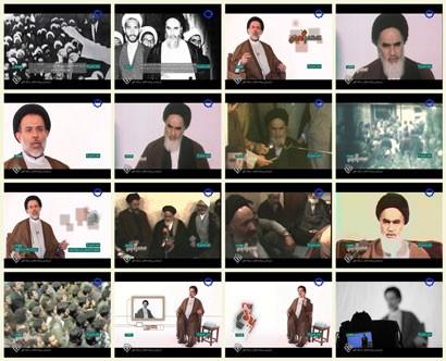 فیلم مستند عصر خمینی / مواجهه با استکبار در دیدگاه امام / شبکه افق
