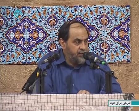 عروج خمینیوِن / فیلم سخنرانی استاد رحیم پور ازغدی