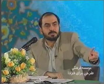 مهدی (عج)؛ نیمی غربی، نیمی شرقی / فیلم سخنرانی استاد رحیم پور ازغدی